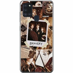 Samsung Galaxy A21s Thin Case Harry Potter