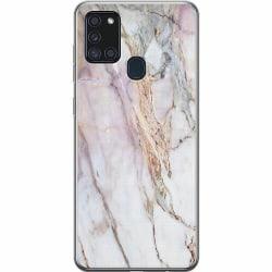 Samsung Galaxy A21s Thin Case Marmor
