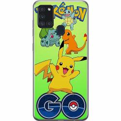 Samsung Galaxy A21s Thin Case Pokemon