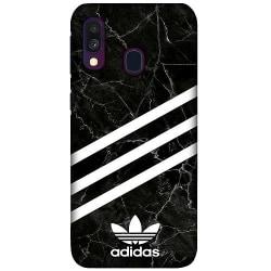Samsung Galaxy A40 LUX Mobilskal (Matt) Fashion