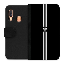 Samsung Galaxy A40 Wallet Case Fashion