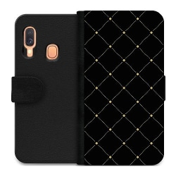 Samsung Galaxy A40 Wallet Case Luxury