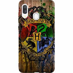 Samsung Galaxy A40 Thin Case Harry Potter