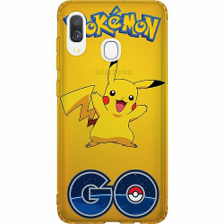 Samsung Galaxy A40 Thin Case Pokemon