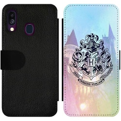 Samsung Galaxy A40 Wallet Slim Case Harry Potter