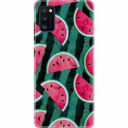 Samsung Galaxy A41 Thin Case Melon