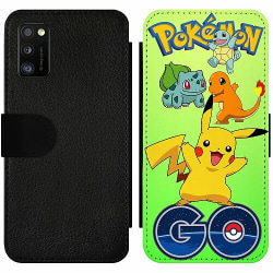 Samsung Galaxy A41 Wallet Slim Case Pokemon
