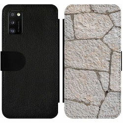 Samsung Galaxy A41 Wallet Slim Case Sidewalk