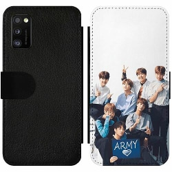 Samsung Galaxy A41 Wallet Slim Case BTS