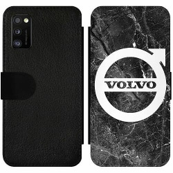 Samsung Galaxy A41 Wallet Slim Case Volvo