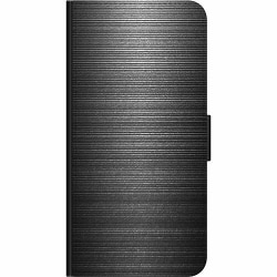 Samsung Galaxy A42 5G Wallet Case Brushed Metal