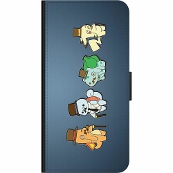 Huawei P40 Lite E Wallet Case Pokemon
