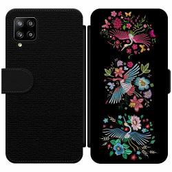 Samsung Galaxy A42 5G Wallet Slim Case Birdie