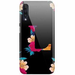 Samsung Galaxy A50 LUX Mobilskal (Glansig) Bokstaven - L