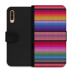 Samsung Galaxy A50 Wallet Case Vivid Tapestry