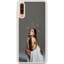 Samsung Galaxy A50 Soft Case (Frostad) Ariana Grande