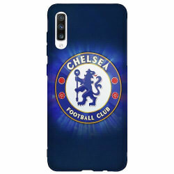Samsung Galaxy A50 Thin Case Chelsea Football
