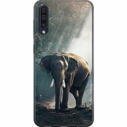 Samsung Galaxy A50 Thin Case Elefant