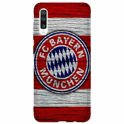 Samsung Galaxy A50 Thin Case FC Bayern