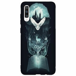 Samsung Galaxy A50 Thin Case Harry Potter
