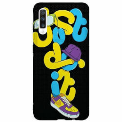 Samsung Galaxy A50 Thin Case Nike
