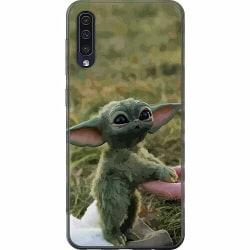 Samsung Galaxy A50 Thin Case Yoda