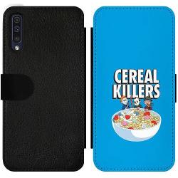 Samsung Galaxy A50 Wallet Slim Case Cereal Killers