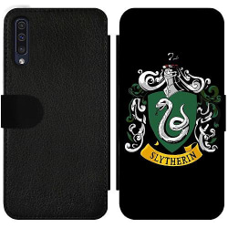 Samsung Galaxy A50 Wallet Slim Case Harry Potter - Slytherin