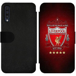 Samsung Galaxy A50 Wallet Slim Case YNWA Liverpool