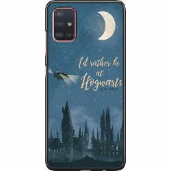 Samsung Galaxy A51 Hard Case (Svart) Harry Potter
