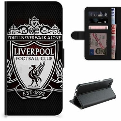 Huawei P40 Lite E Lyxigt Fodral Liverpool L.F.C.