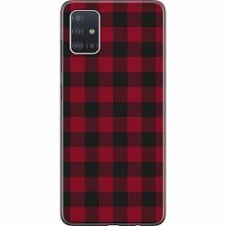 Samsung Galaxy A51 Thin Case Checkered Flannel
