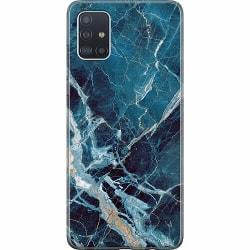 Samsung Galaxy A51 Thin Case Marmor