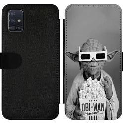 Samsung Galaxy A51 Wallet Slim Case Yoda