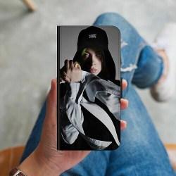 Apple iPhone 12 Pro Plånboksskal Billie Eilish 2021