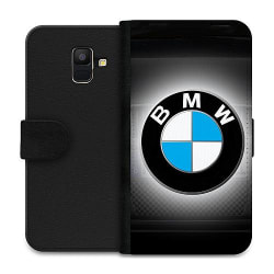 Samsung Galaxy A6 (2018) Wallet Case BMW