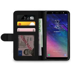Samsung Galaxy A6 (2018) Wallet Case Twisted MRC
