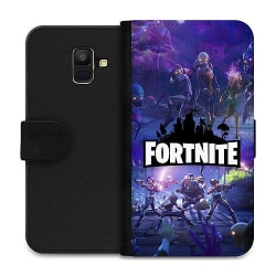 Samsung Galaxy A6 (2018) Wallet Case Fortnite