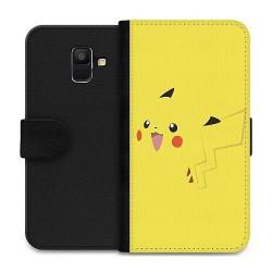 Samsung Galaxy A6 (2018) Wallet Case Pokémon: Pikachu