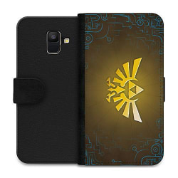 Samsung Galaxy A6 (2018) Wallet Case The Legend Of Zelda