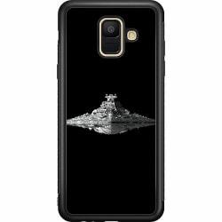 Samsung Galaxy A6 (2018) Soft Case (Svart) Star Wars