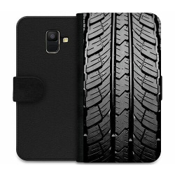 Samsung Galaxy A6 (2018) Wallet Case Däck