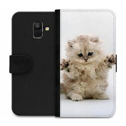 Samsung Galaxy A6 (2018) Wallet Case Katt
