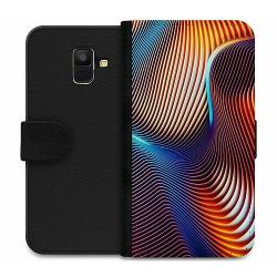 Samsung Galaxy A6 (2018) Wallet Case Mönster