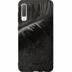 Samsung Galaxy A7 (2018) Thin Case Feathery Ashes