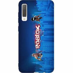 Samsung Galaxy A7 (2018) Thin Case Roblox