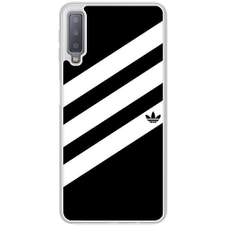 Samsung Galaxy A7 (2018) Soft Case (Frostad) Fashion