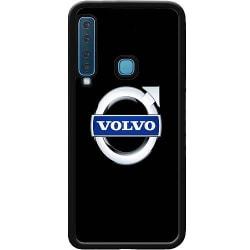 Samsung Galaxy A70 Soft Case (Svart) Volvo