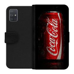 Samsung Galaxy A71 Wallet Case Cola