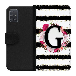 Samsung Galaxy A71 Plånboksfodral G
